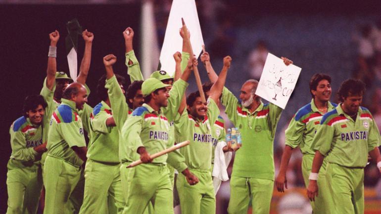 World Cup 1992 Pakistan